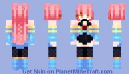 🎆 Sky Rocket ~ Happy New Year🎆 Minecraft Skin