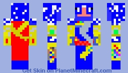 RaemodianJedi-Rashiolongos Kaey-Si-Baba-AjuntaPall Minecraft Skin