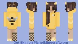 Un-BEElievable :o Minecraft Skin
