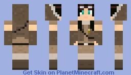 Skylord Bailee Minecraft Skin
