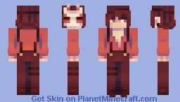 Love Thief Minecraft Skin
