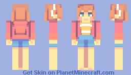 house Minecraft Skin