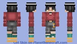 Old Aesthetic? Minecraft Skin