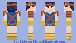 Ross (Fire Emblem 8: The Sacred Stones) Minecraft Skin