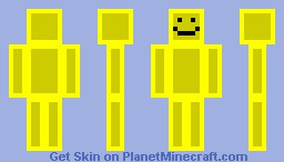 slim Minecraft Skin
