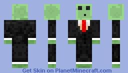 Slime  tuxedo Minecraft