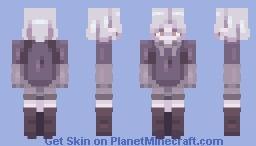 СЛИВ СКИНА F.V. Minecraft Skin