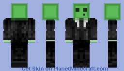 Slime Boss Minecraft Skin