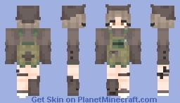 Sloth Minecraft Skin
