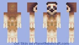 The Sleepy Sloth Minecraft Skin