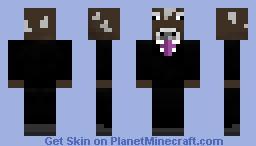 Smart Cow! Minecraft Skin