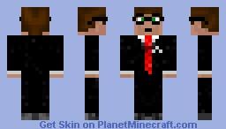 office guy Minecraft