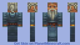 old guy Minecraft Skin