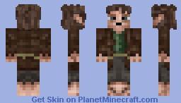 Sméagol Minecraft Skin