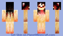 Smile Dog skin Minecraft Skin