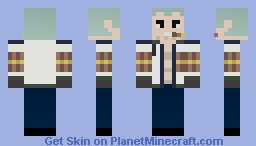 One Piece Smoker Minecraft Skin