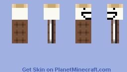 Smore Minecraft Skin