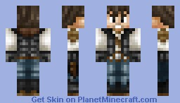 Scoundrel Minecraft Skin