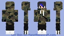Sniper Minecraft Skin