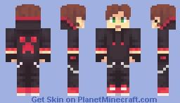 Rubius Dark Paw Minecraft Skin