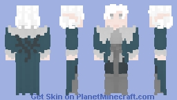 Snow Elf Male #1 [Free To Use] Minecraft Skin