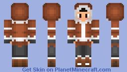 ❄️ Minecraft Skin