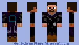 soccerman97 Monks of the Ender Dragons Minecraft Skin