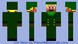 soilder Minecraft Skin