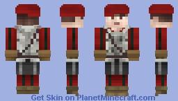 Soldier (Firenze) | ACII Minecraft Skin