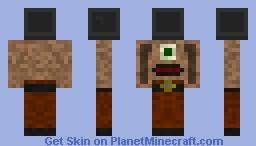 Weird Monster Minecraft Skin