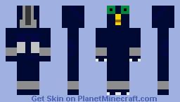 sonic boom Minecraft Skin