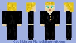 Tomb Raider 3: Sophia Leigh Minecraft Skin