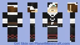 KHII: Halloween Town Sora Minecraft Skin