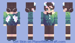 🐛 Their names are spider, beetle, bee 🐛 | Skinfight Friendly-Fire Minecraft Skin