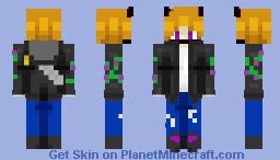 southdakotagirl but not a girl (FS) Minecraft Skin
