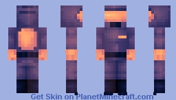 Sunset so pretty from space o: Minecraft Skin