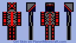 Space Man Minecraft Skin
