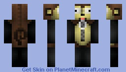 Spacemonkiee's Pesonalized Skins Minecraft Skin