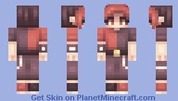sppanishsaharra Minecraft Skin