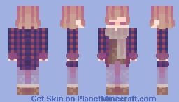 ℍ𝕦𝕖 ~~ Skin fight entry ~~ Sparkstarz Minecraft Skin