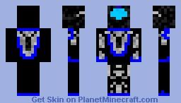 halo spartan odst (updated) Minecraft Skin