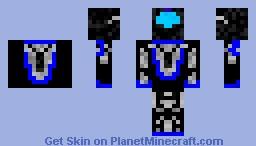 halo spartan odst Minecraft Skin