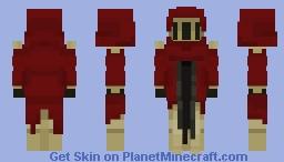 Specter Knight Minecraft Skin