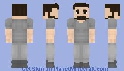 Speedforce Barry - CW Minecraft Skin