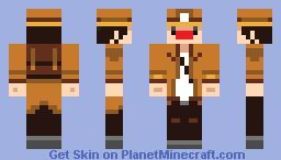 splunky Minecraft Skin