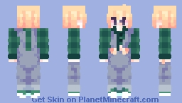 Tweek [South Park Fogtown AU] Minecraft Skin