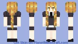 Sphene - Houseki no Kuni: Rebuild & Shatter Minecraft Skin