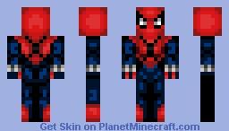 Spider-Girl Minecraft