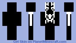 Spiderman 2099 Black Suite Minecraft Skin