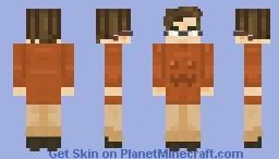Spooky Pixel! Minecraft Skin